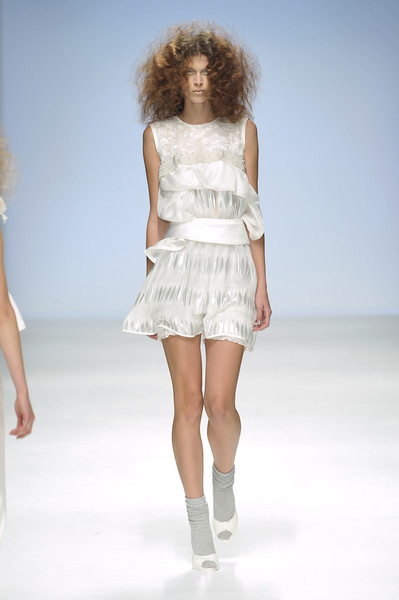 Eun Jeong at London Spring 2010