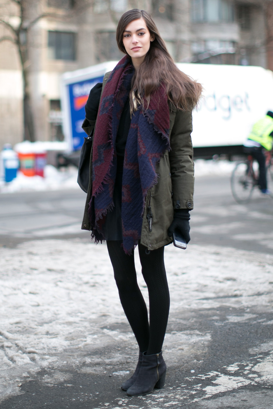 New york fashion week fall 2014 models pictures livingly New york fashion week street style fall 2014