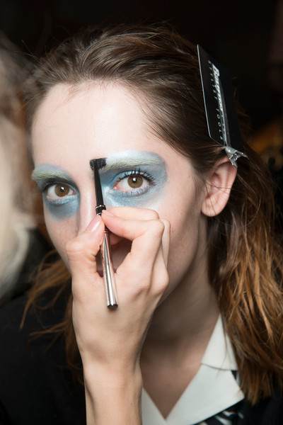 Fashion East at London Spring 2017 (Backstage)