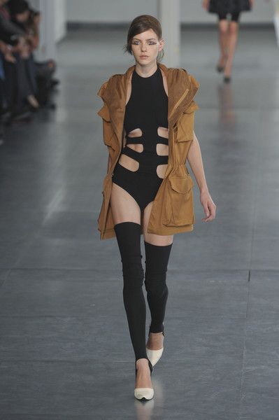 Felipe Oliveira Baptista at Paris Spring 2011