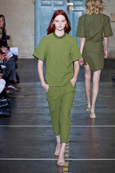 Felipe Oliveira Baptista at Paris Spring 2013