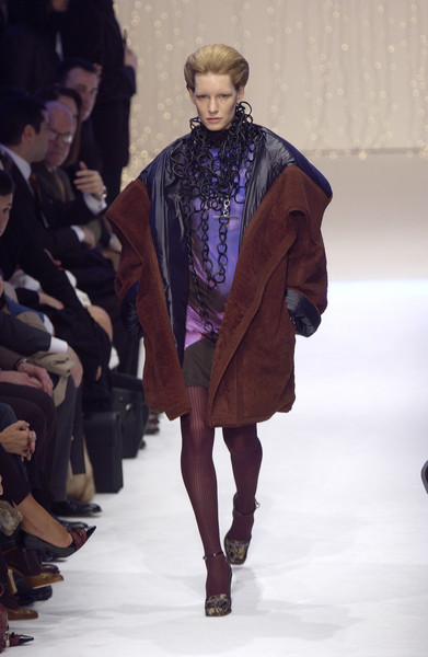 Fendi at Milan Fall 2005