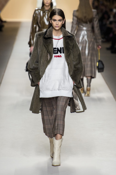 Fendi At Milan Fashion Week, Fall 2018