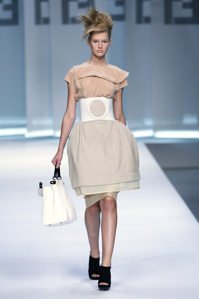 Fendi at Milan Spring 2009