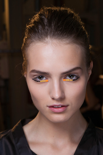 Fendi at Milan Spring 2013 (Backstage)