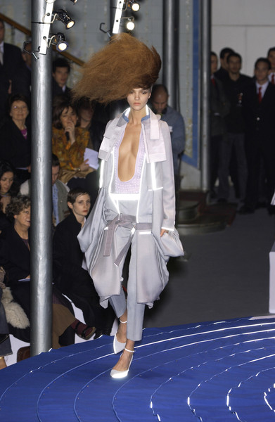 Féraud at Couture Spring 2002