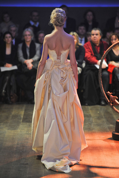 Franck Sorbier at Couture Spring 2012