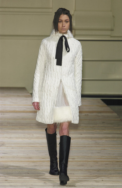 GFF Gianfranco Ferré at Milan Fall 2002