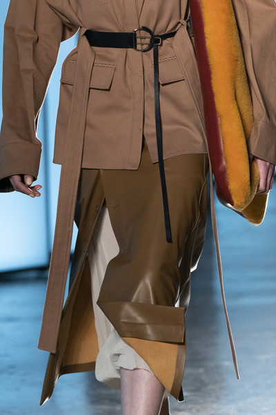 Gabriele Colangelo at Milan Fall 2019 (Details)