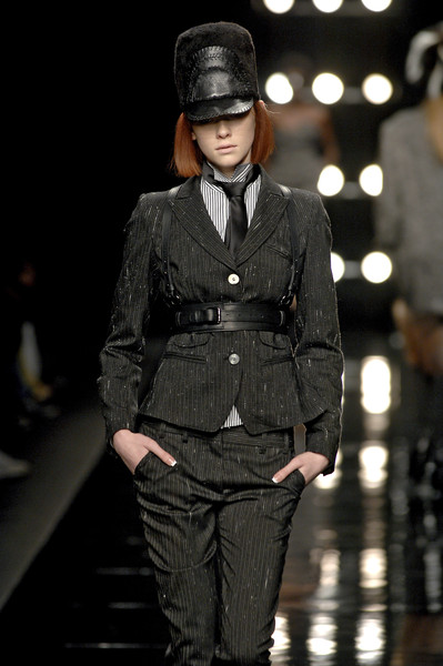 Gaetano Navarra at Milan Fall 2007