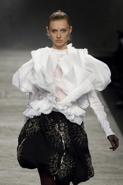 Gaetano Navarra at Milan Fall 2008