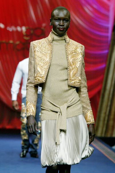 Gai Mattiolo at Milan Fall 2005