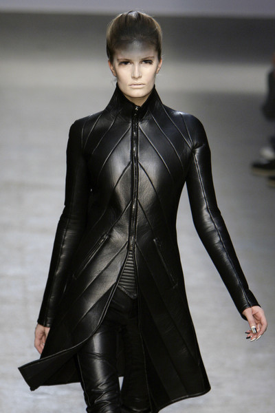Gareth Pugh at Paris Fall 2010