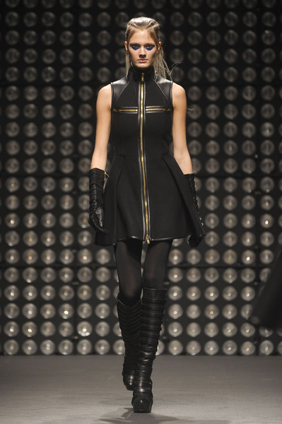 Gareth Pugh at Paris Fall 2011