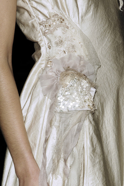 Gary Graham at New York Spring 2006 (Details)