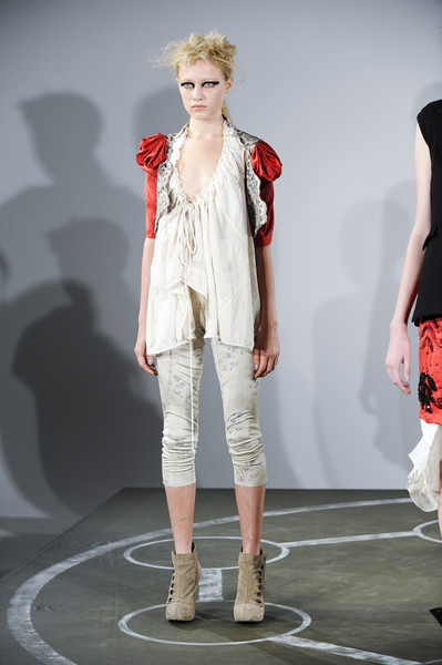 Gary Graham at New York Spring 2011