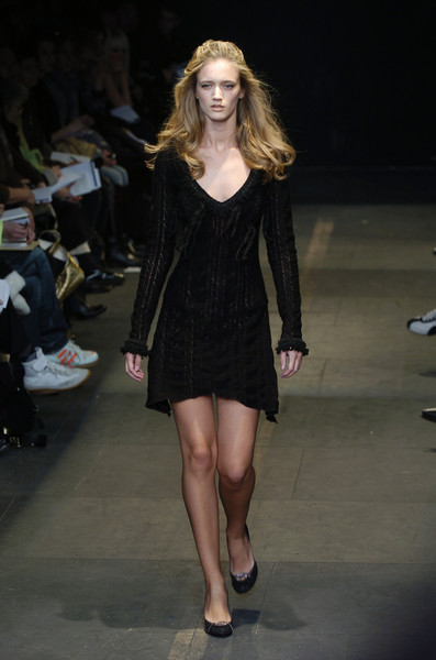 Gaspard Yurkievich at Paris Fall 2004