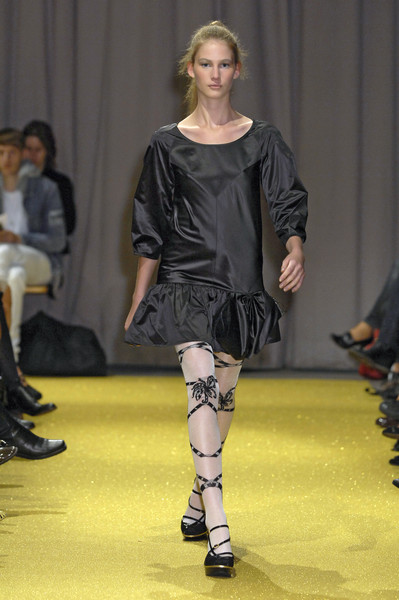 Gaspard Yurkievich at Paris Spring 2007
