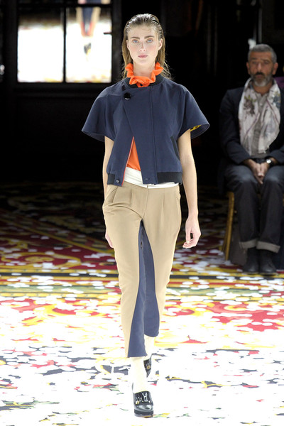 Gaspard Yurkievich at Paris Spring 2012