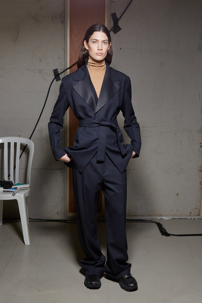Gauchere at Paris Fall 2020 (Backstage)