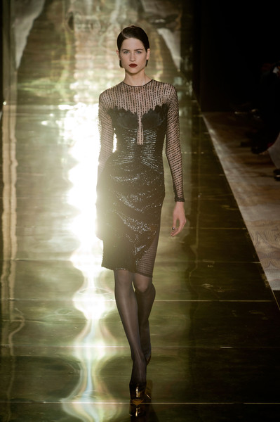 Georges Chakra at Couture Fall 2012