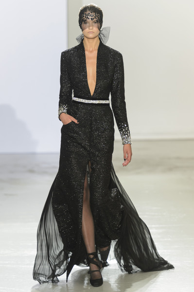 Georges Chakra at Couture Fall 2018