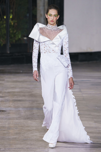 Georges Chakra at Couture Spring 2019