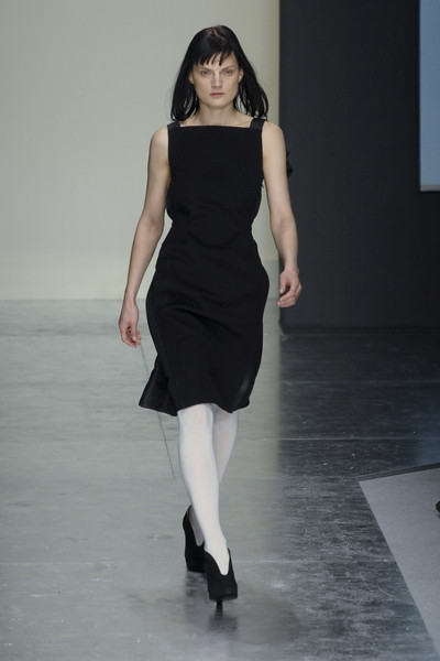 Gianfranco Ferré at Milan Fall 2008