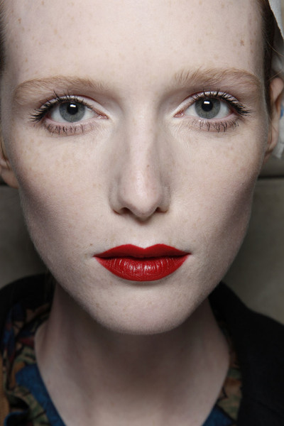 Giles at London Fall 2011 (Backstage)