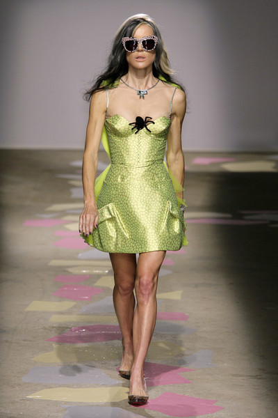 Giles at Paris Spring 2010