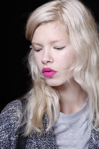 Giles at London Spring 2013 (Backstage)