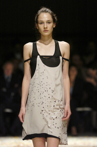 Gilles Rosier at Milan Spring 2005