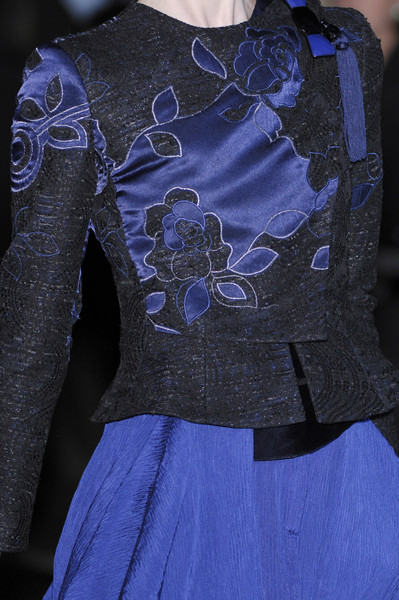 Giorgio Armani at Milan Fall 2008 (Details)