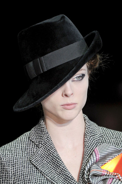 Giorgio Armani at Milan Fall 2012 (Details)