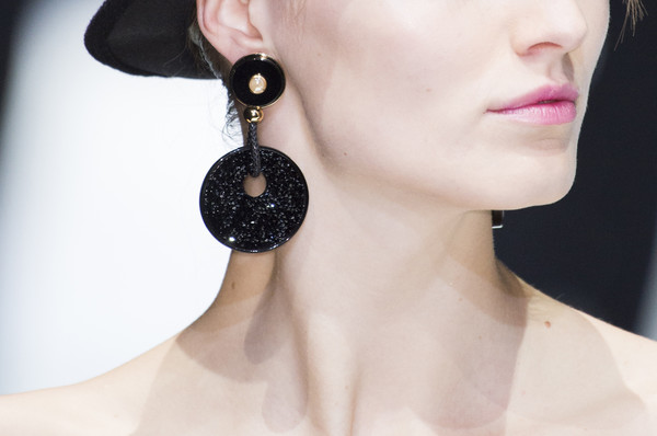 Milan's Most Eye-Catching Runway Jewelry for Fall