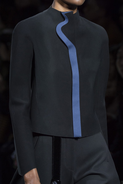 Giorgio Armani at Milan Fall 2019 (Details)
