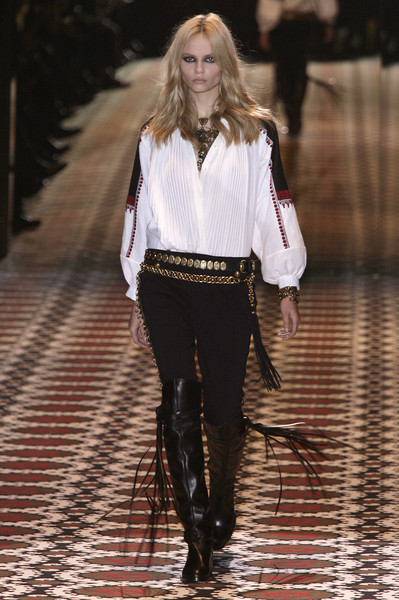 Gucci at Milan Fall 2008