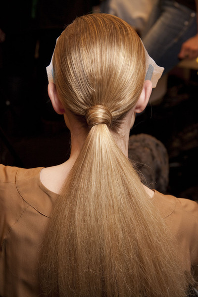 Gucci at Milan Fall 2011 (Backstage)
