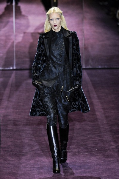 Gucci at Milan Fall 2012