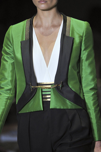 Gucci at Milan Spring 2012 (Details)