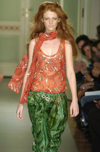 Guerriero at Milan Spring 2005