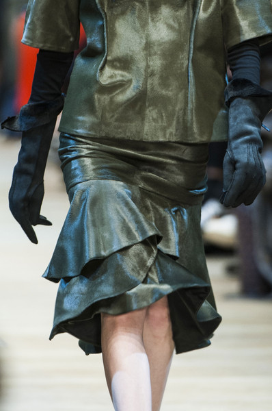 Guy Laroche at Paris Fall 2014 (Details)