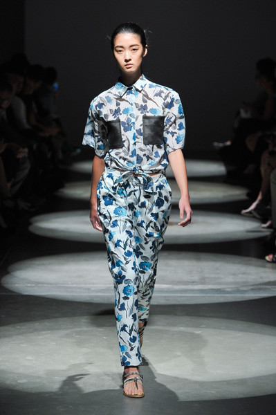 Hache at New York Spring 2013