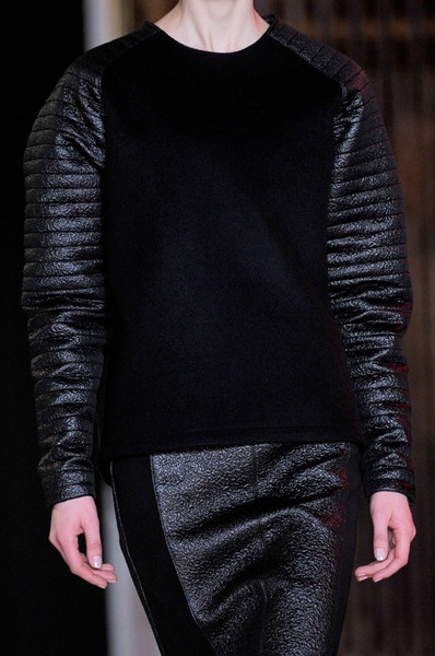 Hakaan at Paris Fall 2012 (Details)