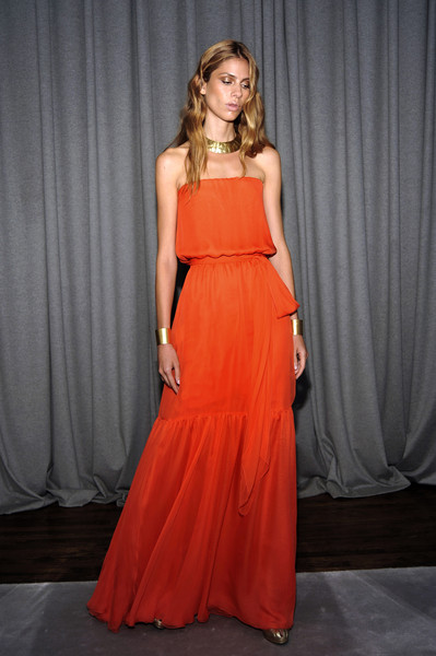 Halston at New York Spring 2010