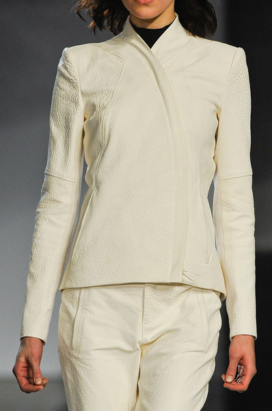 Helmut Lang at New York Fall 2012 (Details)