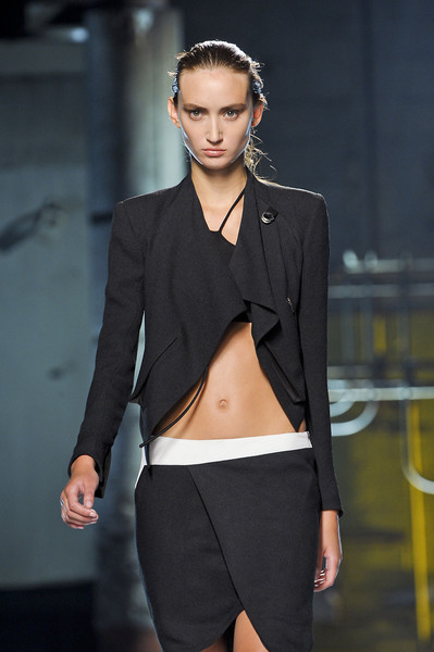 Helmut Lang at New York Spring 2012