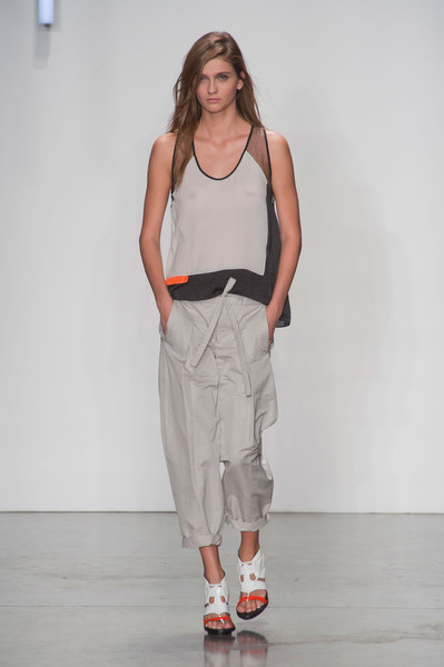 Helmut Lang at New York Spring 2013