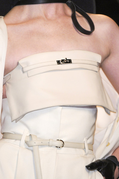 Hermès at Paris Spring 2011 (Details)