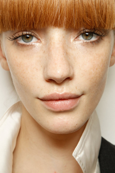 Hermès at Paris Spring 2012 (Backstage)